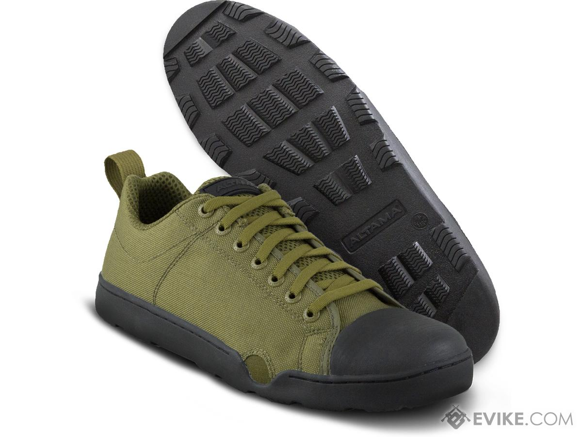 Altama OTB Maritime Low-Top Assault Boots (Color: Olive Drab / 10)