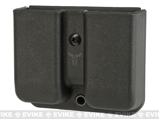 Blade-Tech Signature DMP Double Stack 9 / 40  Dual Mag Pouch - Tek-Lok (Black)