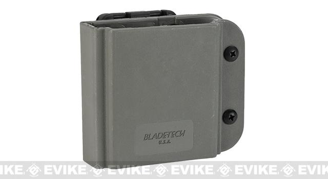 Blade-Tech Revolution AR-15 / M4 Single Mag Pouch - Tek-Lok (Right Hand Vertical - Foliage Green)