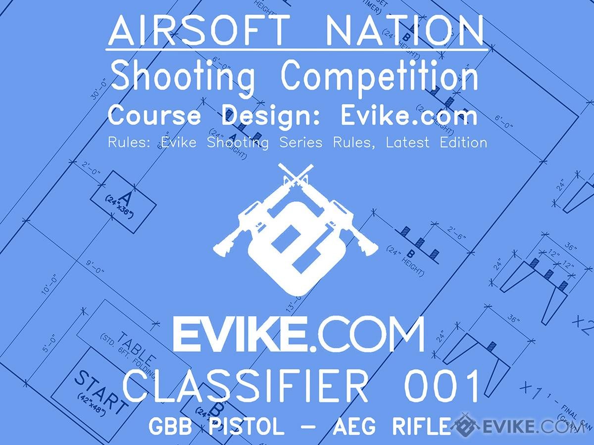 (COMING SOON!) Airsoft Nation Shooting Competition (Stage: Classifier 1)