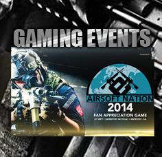 Gaming Events with registrations open!