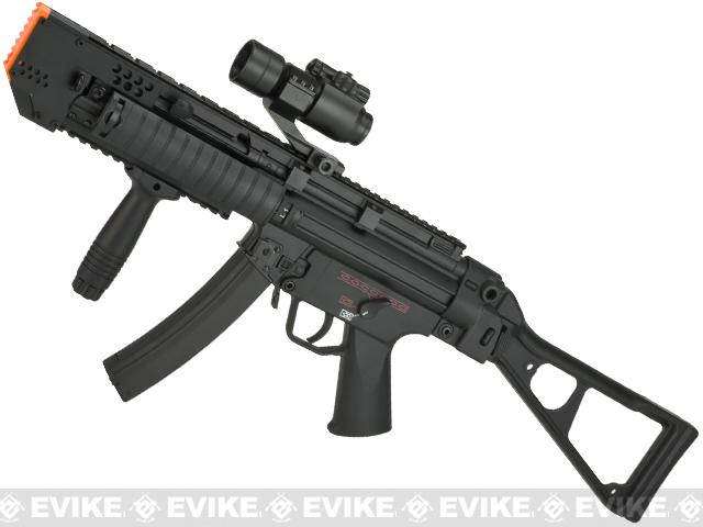 6mmProShop Custom Airsoft AEG Sub-Machine Gun (Model: Swordfish-A5)