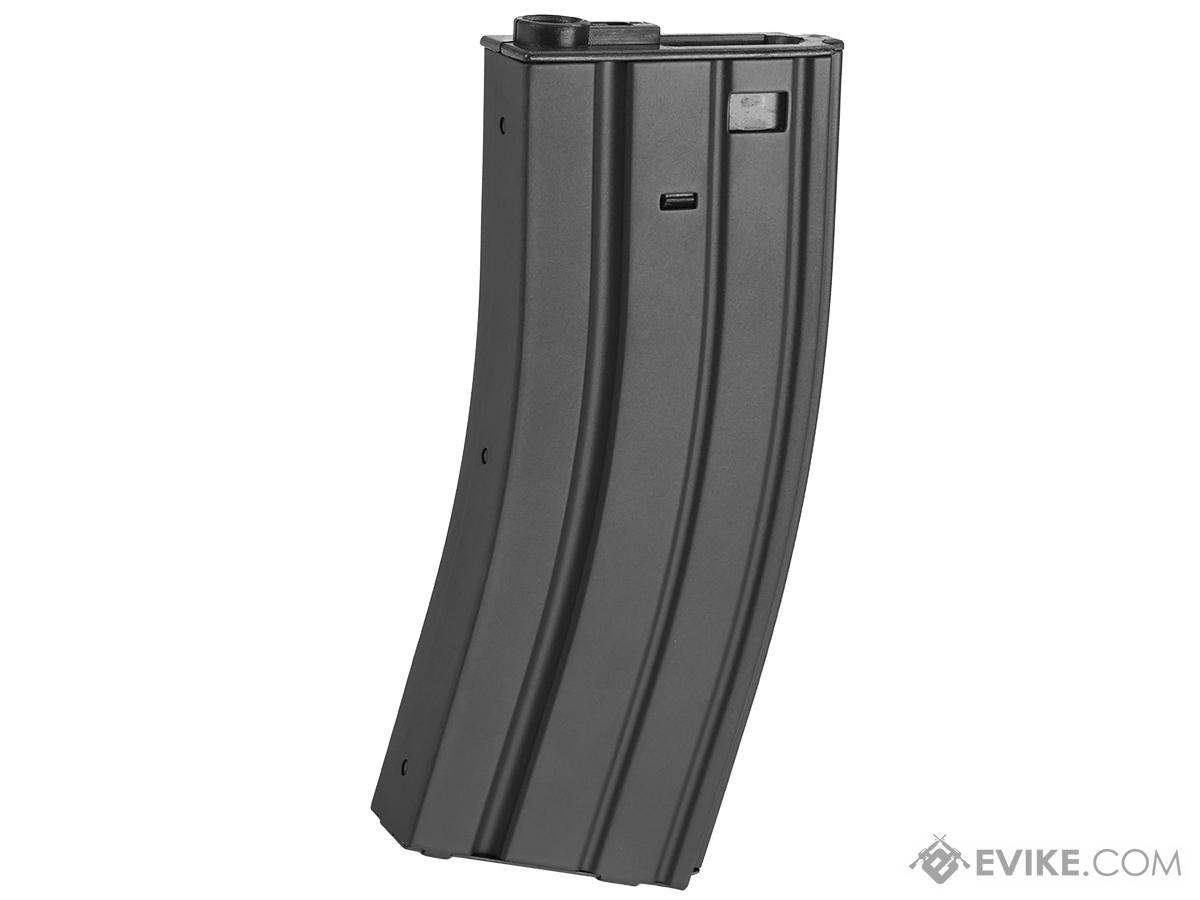 APS 300rd Hi-Capacity Magazine for M4 / M16 / UAR Series Airsoft AEG Rifles (Model: STANAG / Black)