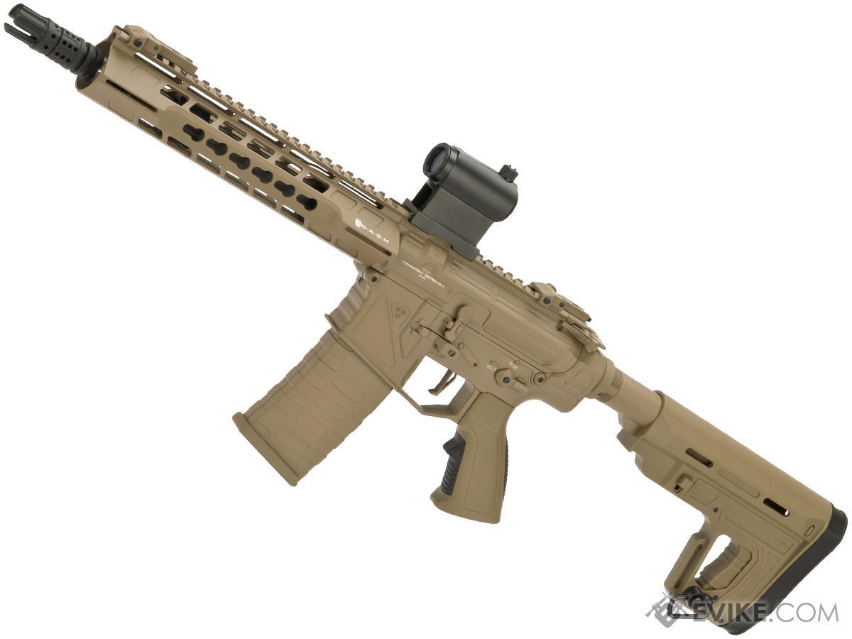 APS Phantom Extremis Mark I M4 AEG with 10 Keymod Handguard (Color: Tan)