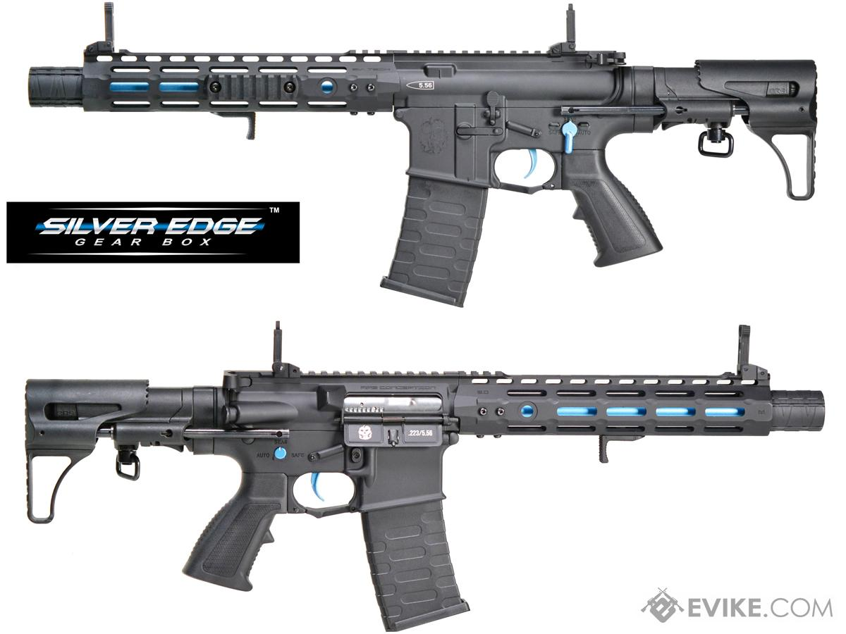 APS Full Metal ASR122 PDW Style M4 Airsoft AEG Rifle