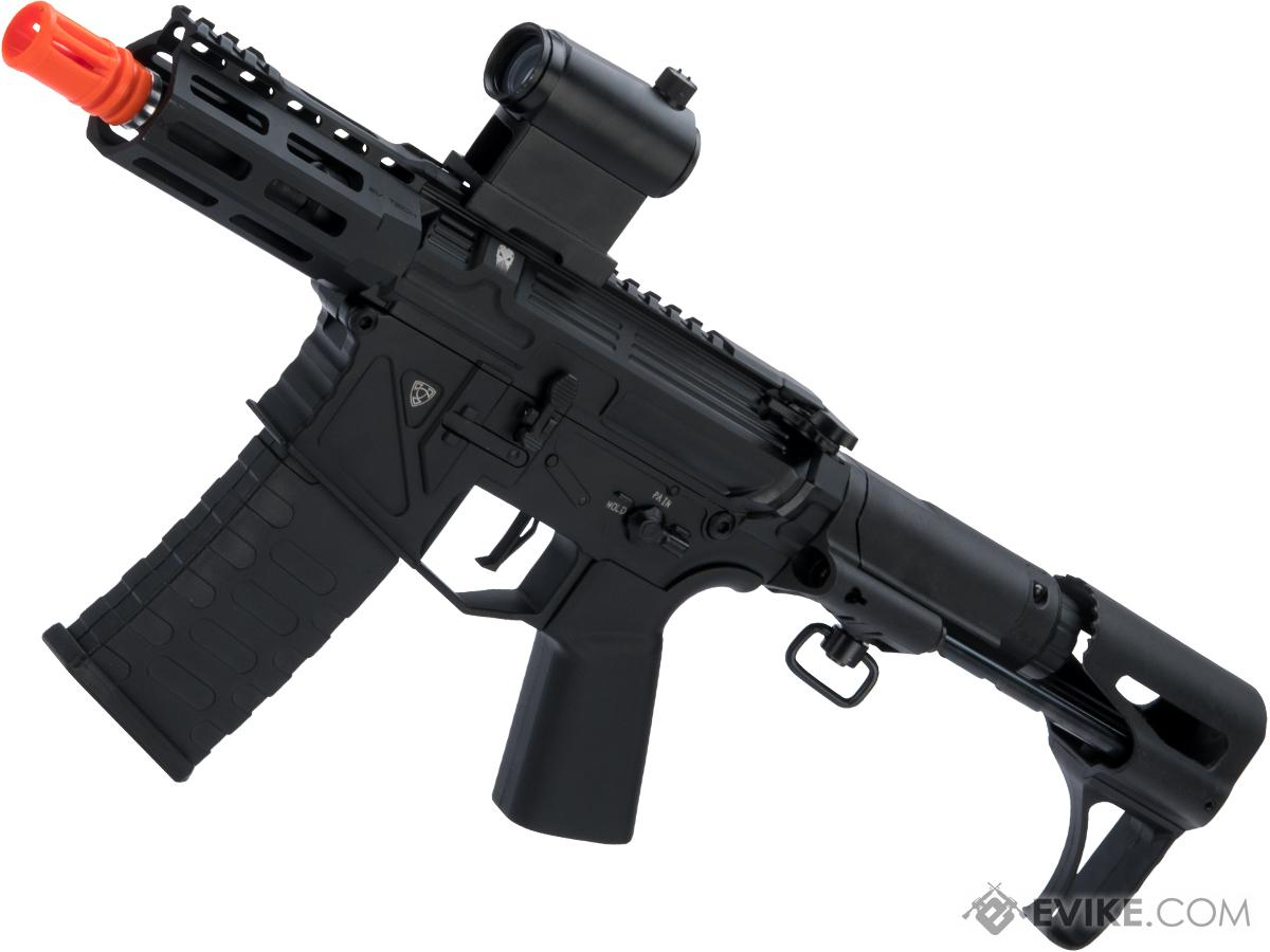 APS Phantom Extremis Mark VII CQB Airsoft AEG (Color: Black)