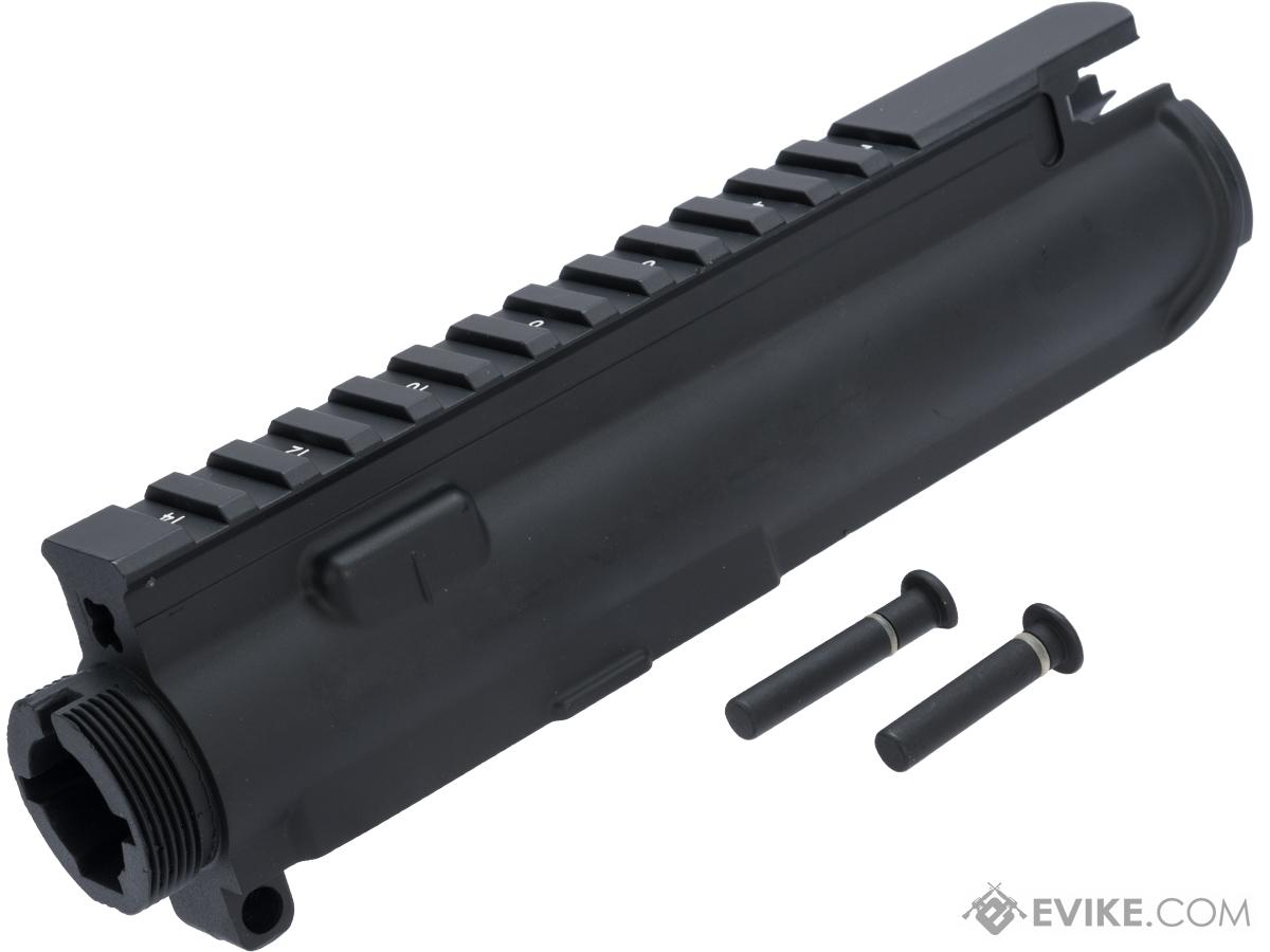 APS Airsoft ASR Upper Receiver for M4/M16 Series Airsoft AEGs (Color: Black)