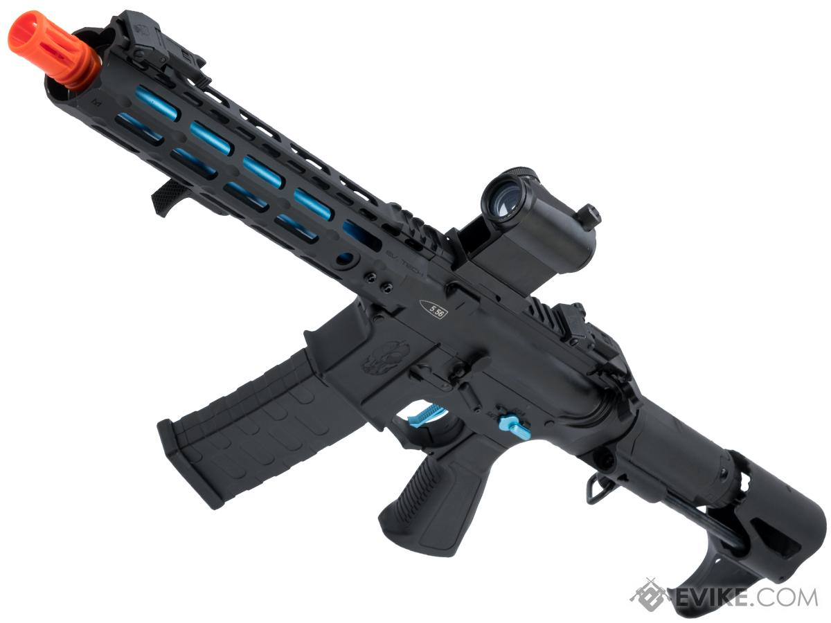APS Full Metal ASR122 2.0 eSilverEdge PDW Style M4 Airsoft AEG Rifle