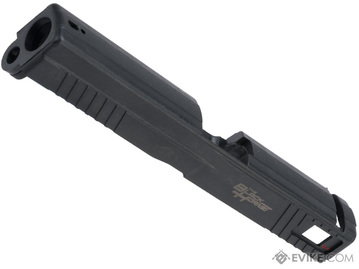 APS Black Hornet Polymer Slide for XTP Full Auto Airsoft GBB Pistols
