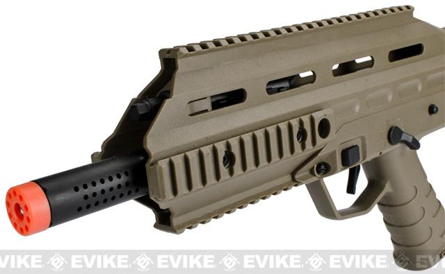 72fb3e7aa4563 APS V.2 ll Size UAR Urban Assault Rifle Airsoft AEG w  Metal Gear Box  (Color  Dark Earth)
