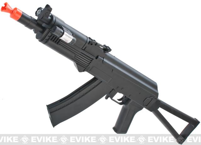 UKARMS P74 AKS-74U Airsoft Spring Power Rifle