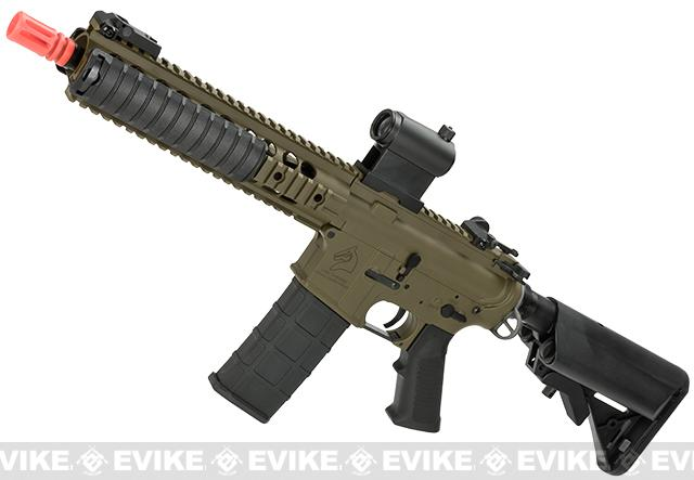 z BO-Dynamics / Lonex Full Metal 10.5 M4 BAW-R SBR Airsoft EBB AEG Rifle - Coyote