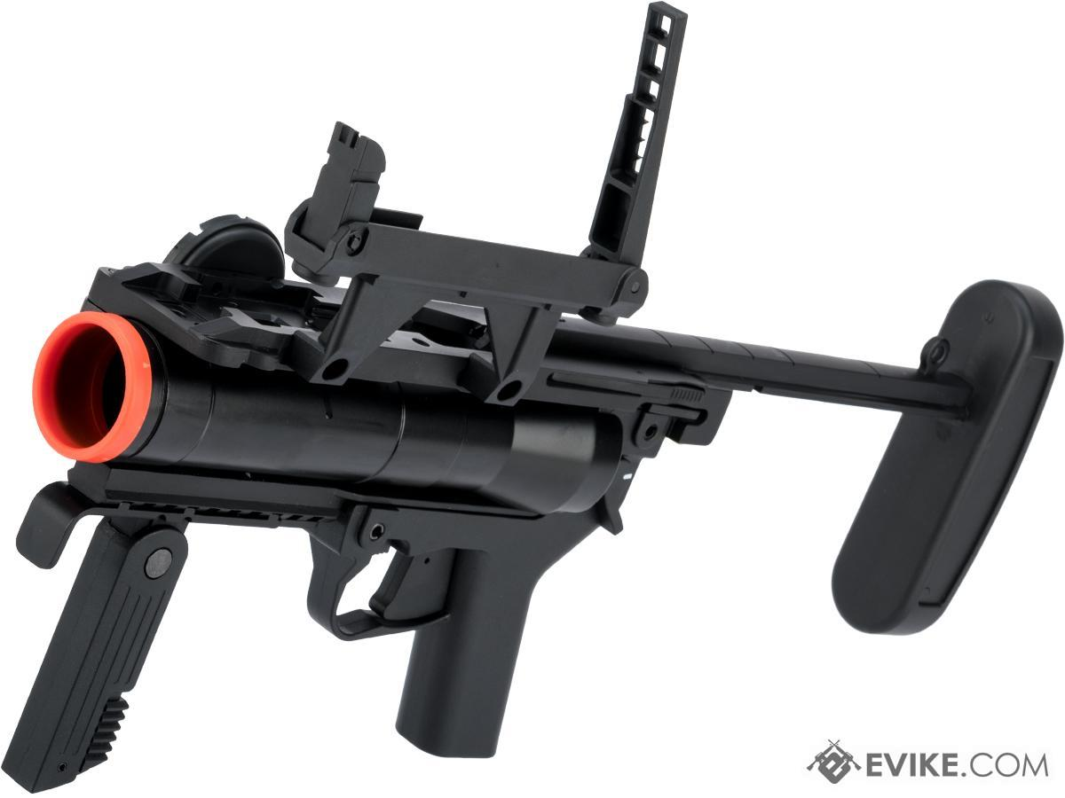 Pre-Order ETA May 2021 ARES M320 40mm Airsoft Grenade Launcher (Color: Black)