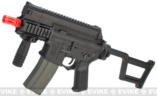 ARES Amoeba CCR M4 Airsoft AEG Machine Pistol (Color: Black)