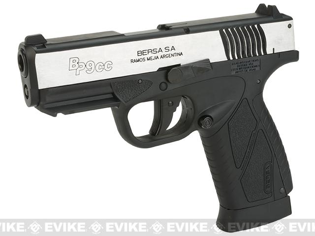 ASG Bersa BP9CC Blowback Co2 4.5mm Airgun Two-Tone (.177 cal AIRGUN NOT AIRSOFT)