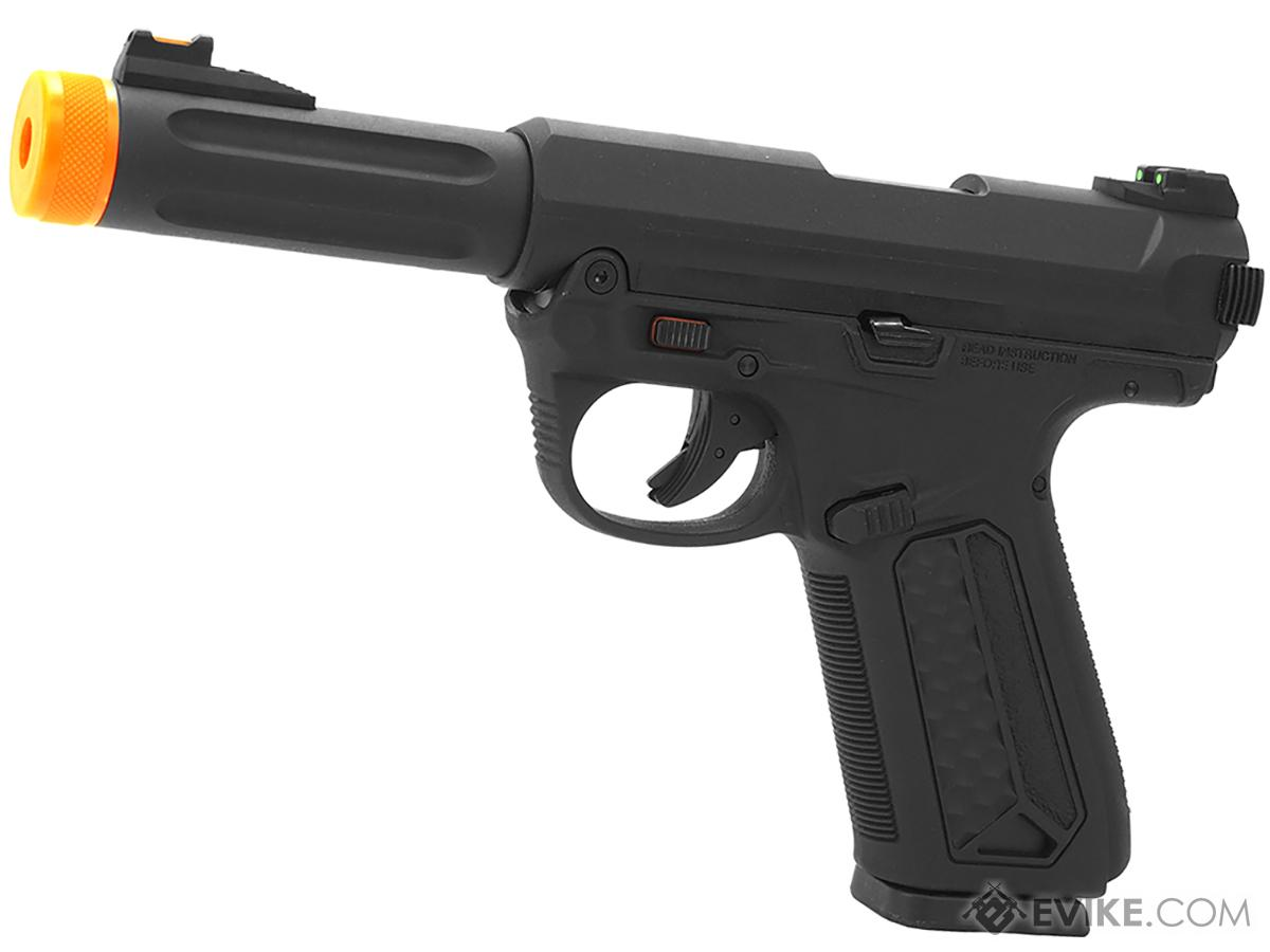 Pre-Order ETA July 2021 Action Army AAP-01 Assassin Airsoft Gas Blowback Pistol (Color: Black)
