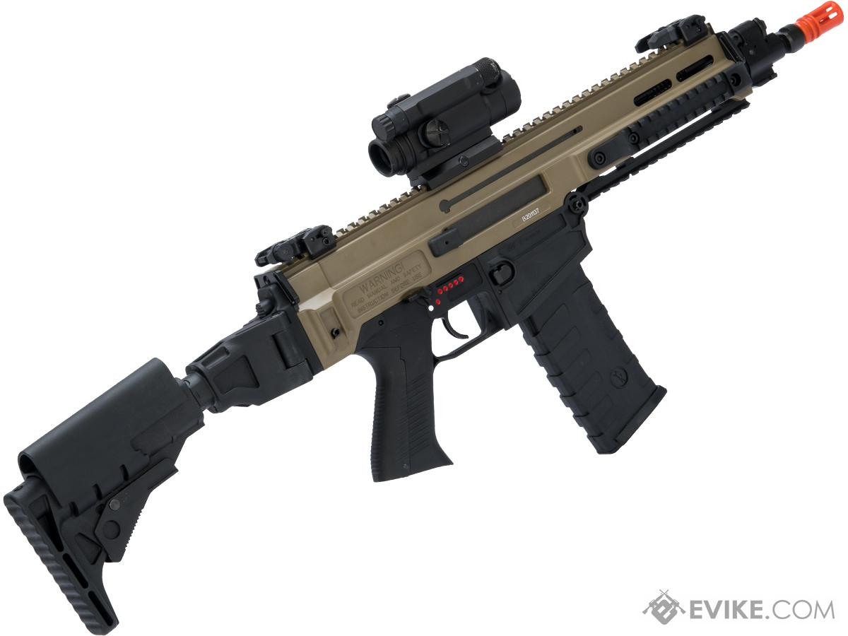 ASG Fully Licensed CZ 805 Bren Carbine Airsoft AEG (Color: Two-Tone Desert  / A2)
