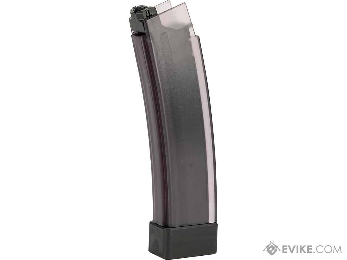 ASG 75rd Standard Magazine for CZ Scorpion EVO 3 A1 AEG - Smoked Translucent (Box of 3)