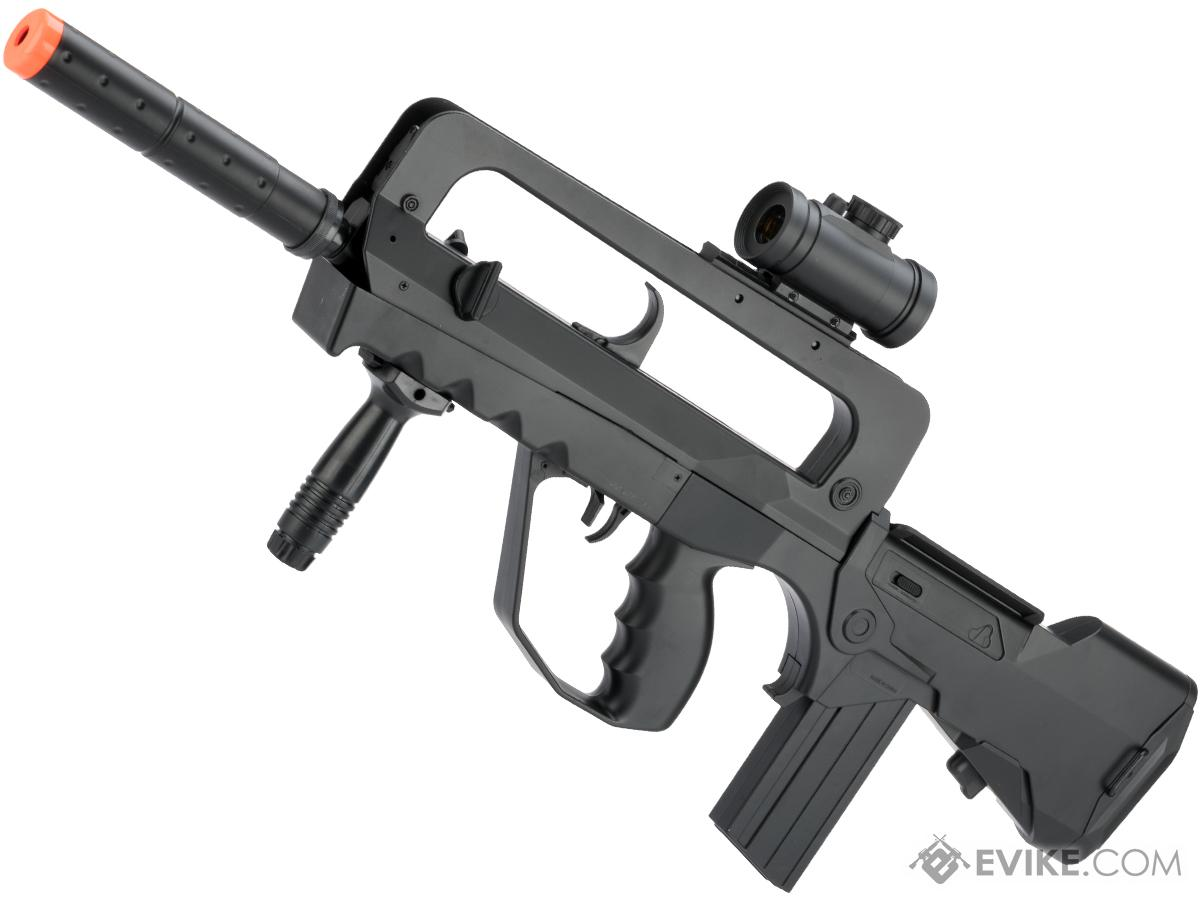 Cybergun Fully Licensed Famas Heavy Weight Spring Powered Airsoft Rifle