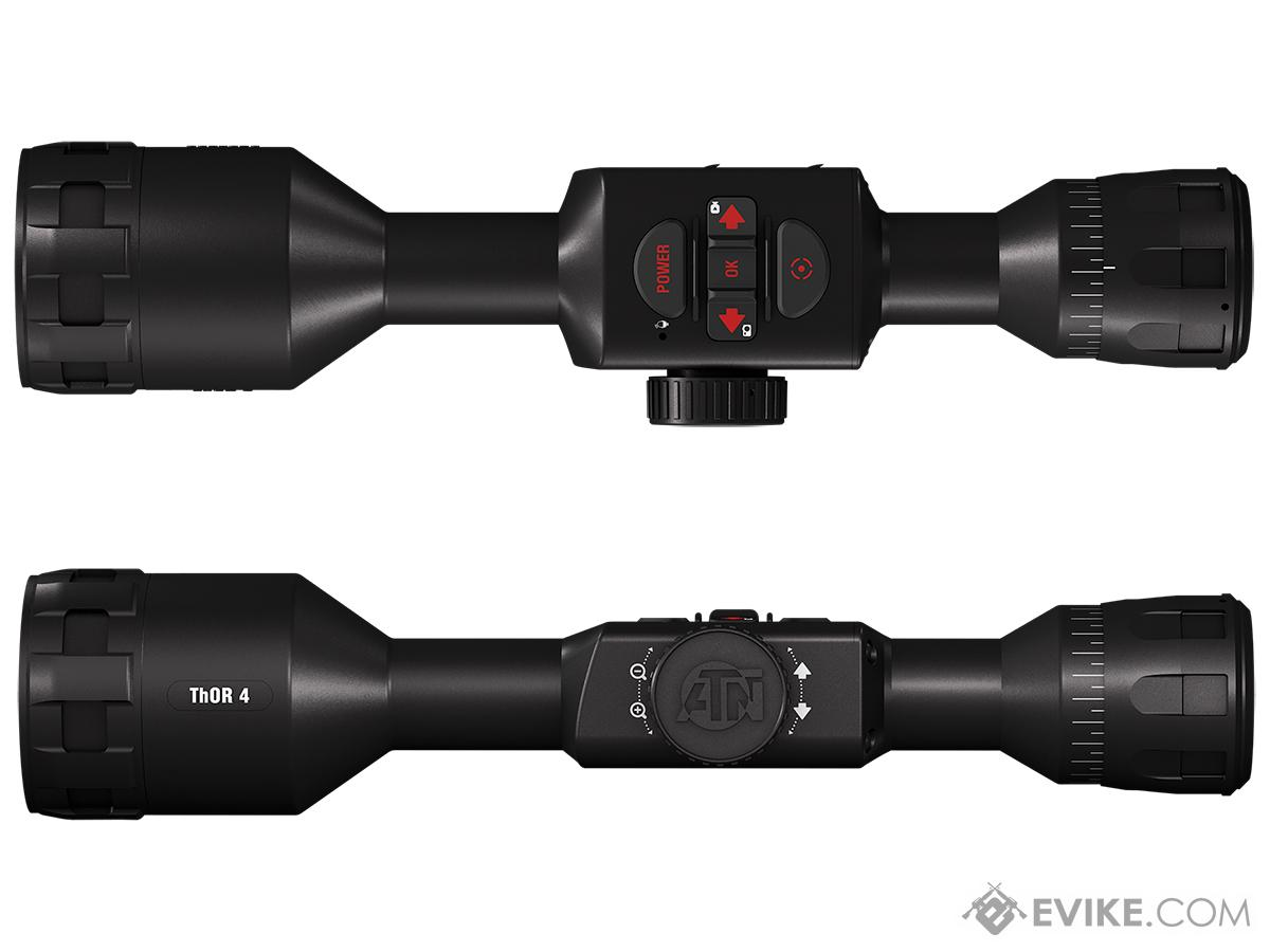 ATN ThOR Thermal Rifle Scope (Model: 1 25-5x / 384x288)