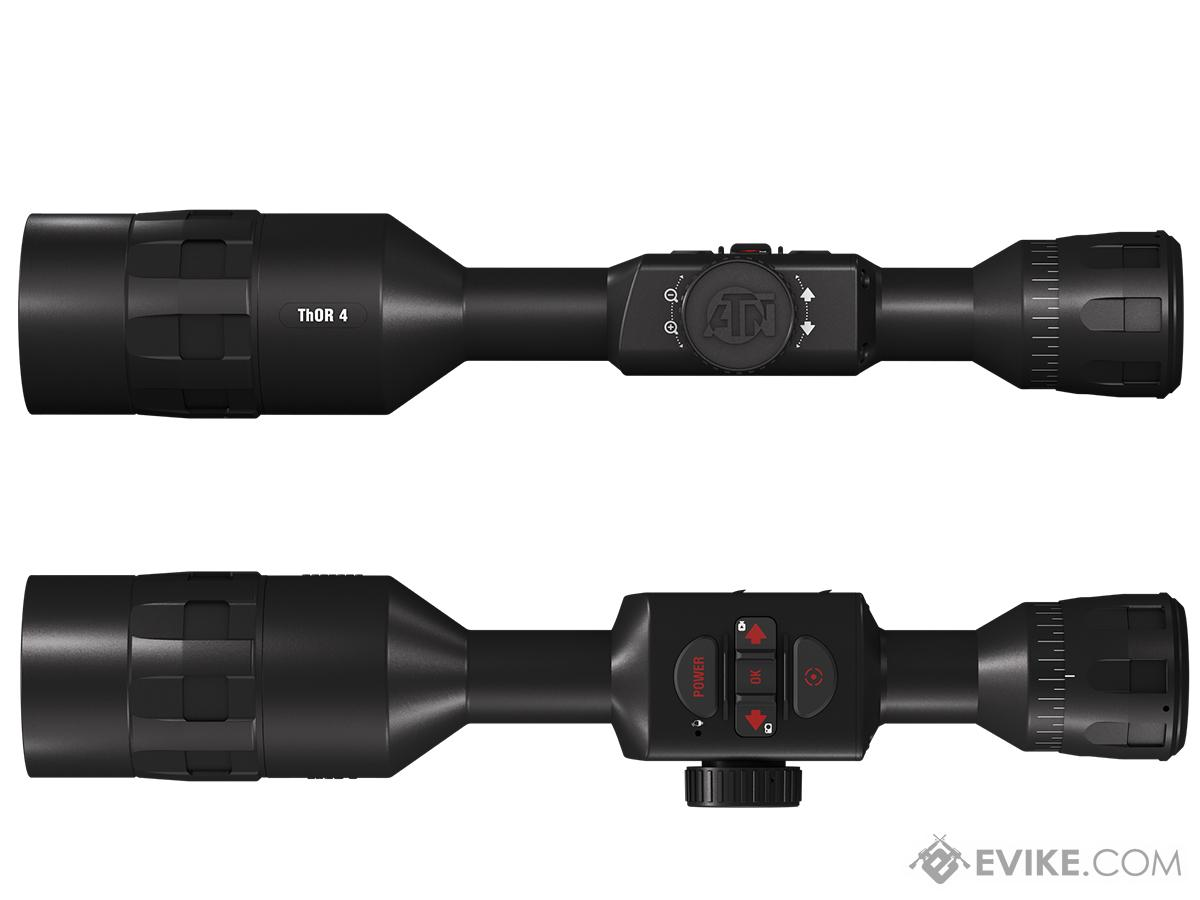 ATN ThOR Thermal Rifle Scope (Model: 7-28x / 384x288)