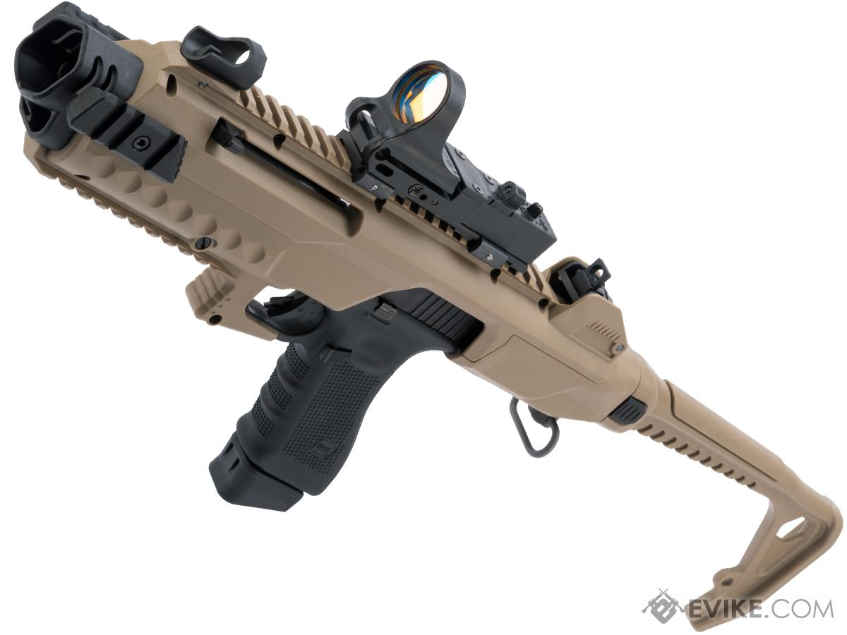 AW Custom VX Tactical Pistol Carbine Conversion Kit (Color: Flat Dark Earth / Kit Only)
