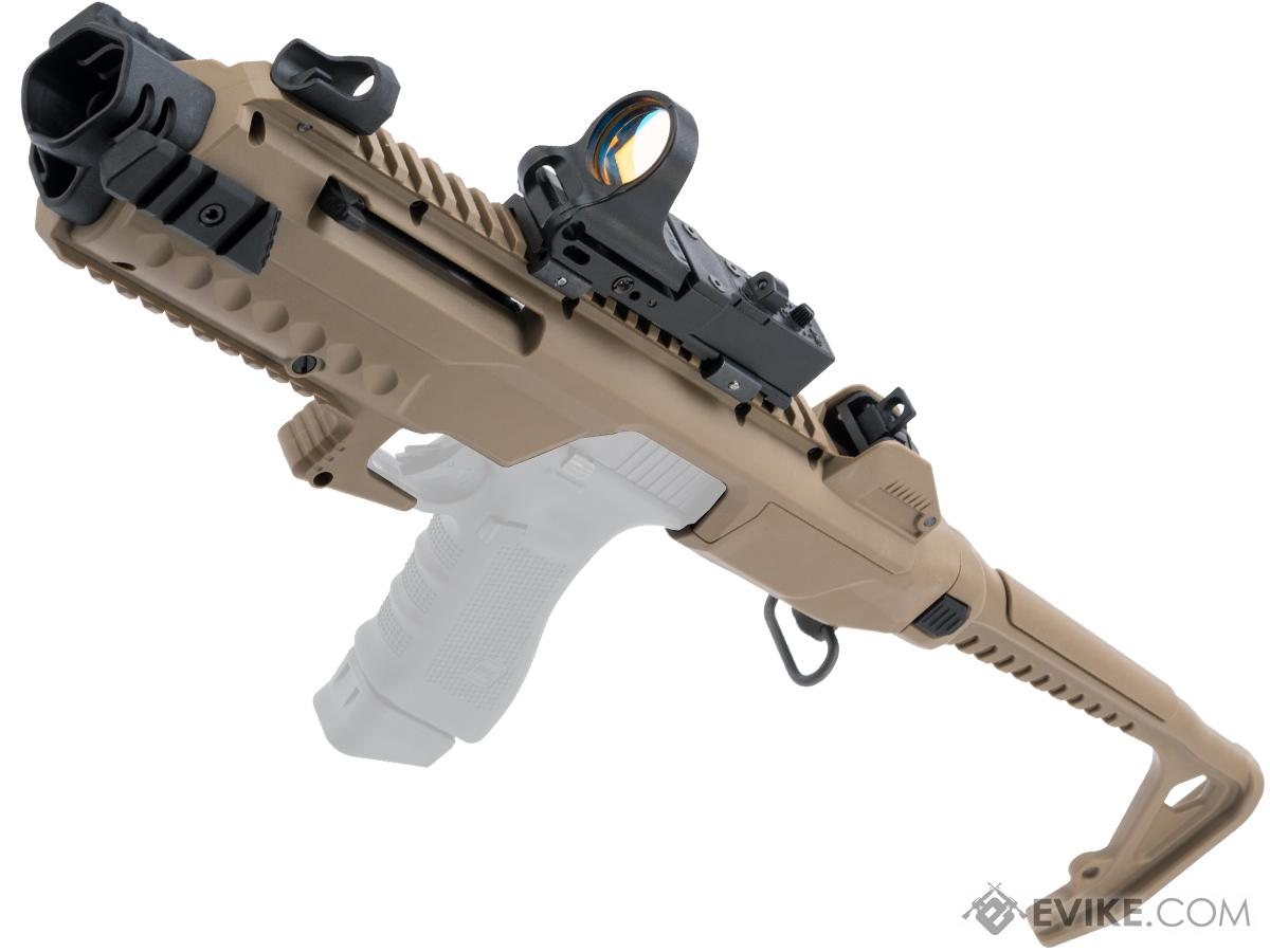 AW Custom VX Tactical Pistol Carbine Conversion Kit (Model: Kit Only / FDE)