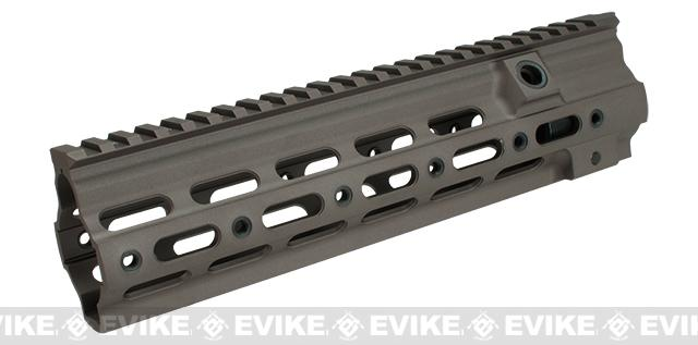 z Azimuth Airsoft SMR 10.5 Rail for VFC/Umarex HK416 Series Airsoft Rifles - Tan (Without Markings)