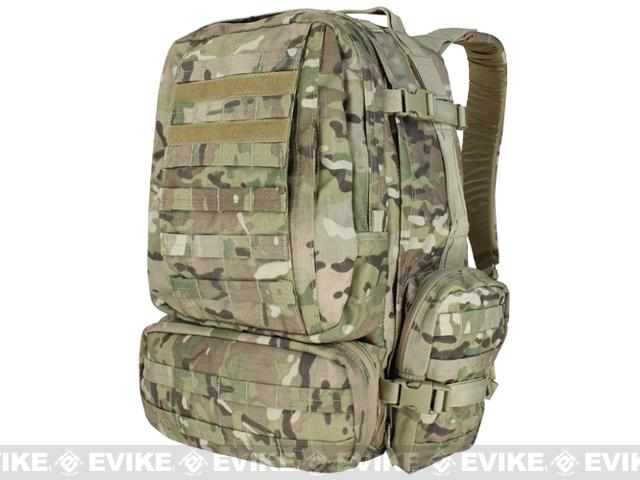 Condor Tactical Expedition Combat 3 Day Assault Back Pack (Color: Multicam)