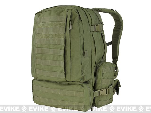 Condor Tactical Expedition Combat 3 Day Assault Back Pack (Color: OD Green)