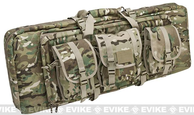 z Condor 36 Tactical Padded Double Rifle Bag - Multicam