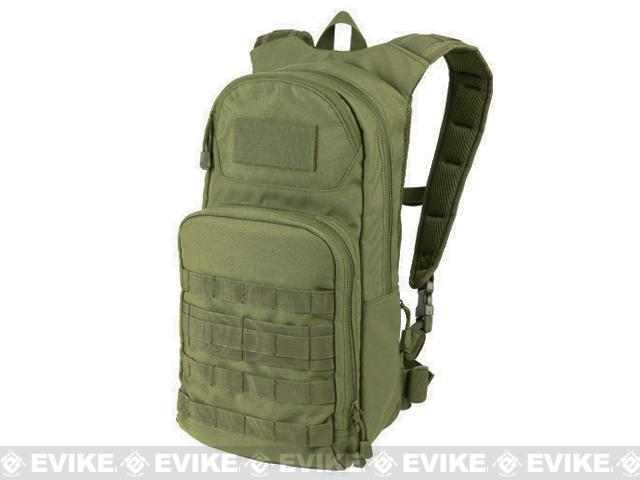 Condor Fuel Hydration Pack Backpack (Color: OD Green)