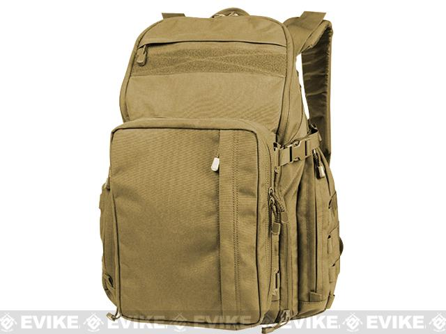 z Condor Bison Tactical Backpack - Tan