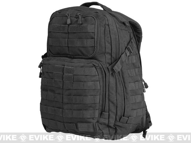 5.11 Tactical Rush 24 Backpack (Color: Black)