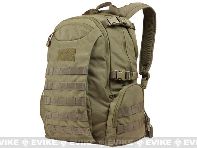 z Condor Tactical Commuter Pack Backpack - Tan