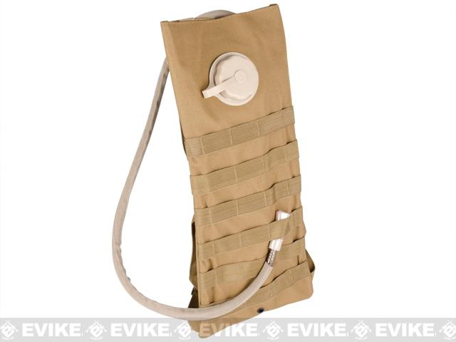 Matrix MOLLE Hydration Carrier w/ Bladder (Color: Tan)