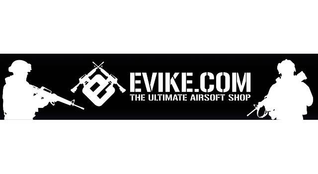 Evike.com Airsoft IFF FIeld X-Large Banner - 360cm x 75cm