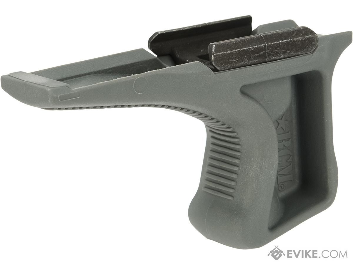 BCM GUNFIGHTER™ Kinesthetic Angled Grip - 1913 Picatinny Rail Grip (Color: Wolf Gray)
