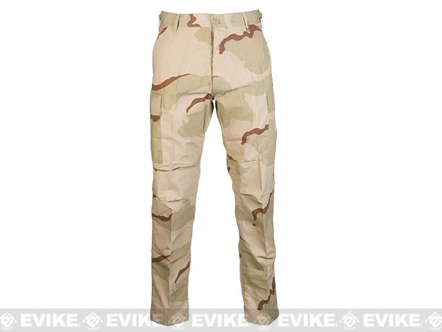 Rothco 65/35 BDU Pants - 3 Color Desert (Size: Medium)