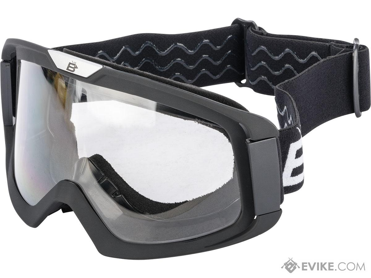 Birdz Eyewear Pelican Goggles (Color: Clear Lens)