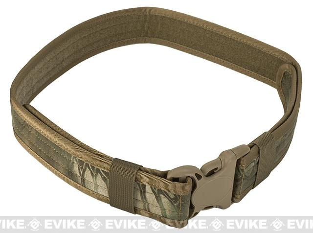 Matrix 2 Rigid Duty / Shooters Belt - Woodland Serpent