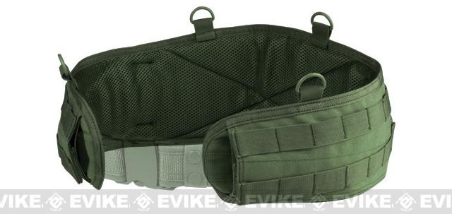 Condor Gen 2 Battle Belt - OD Green (Size: Large)