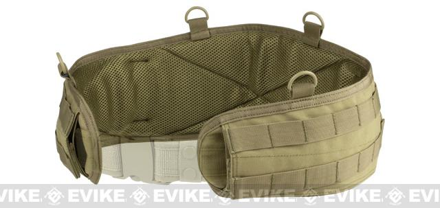 Condor Gen 2 Battle Belt - Tan  (Size: Medium)