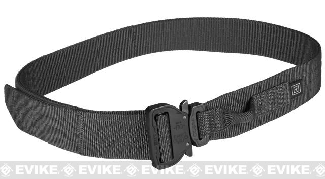 5.11 Tactical Maverick Assaulters Belt - Black (Size: X-Large)