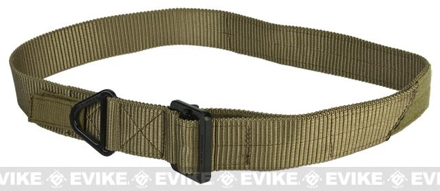 Lancer Tactical Riggers Belt (Color: Tan / Large)