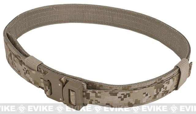 TMC 1.5 Rigid Duty / Shooters Belt - Digital Desert (Size: Large)