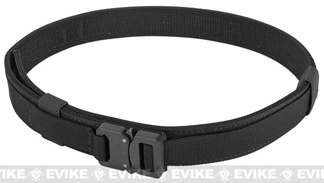 TMC 1.5 Rigid Duty / Shooters Belt - Black (Size: Medium)