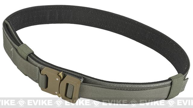 TMC 1.5 Rigid Duty / Shooters Belt - Foliage Green (Size: Large)