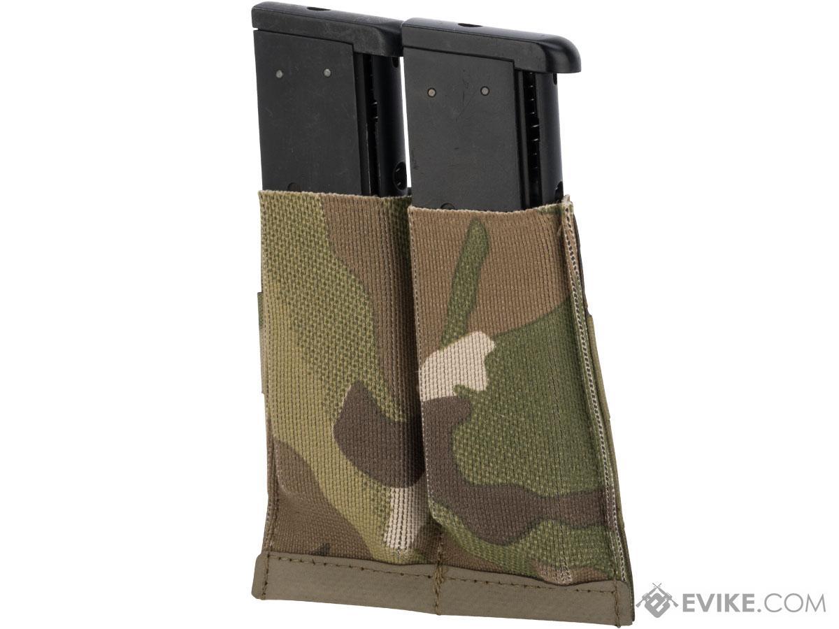Blue Force Gear Ten-Speed Double Pistol Mag Pouch (Color: Multicam)