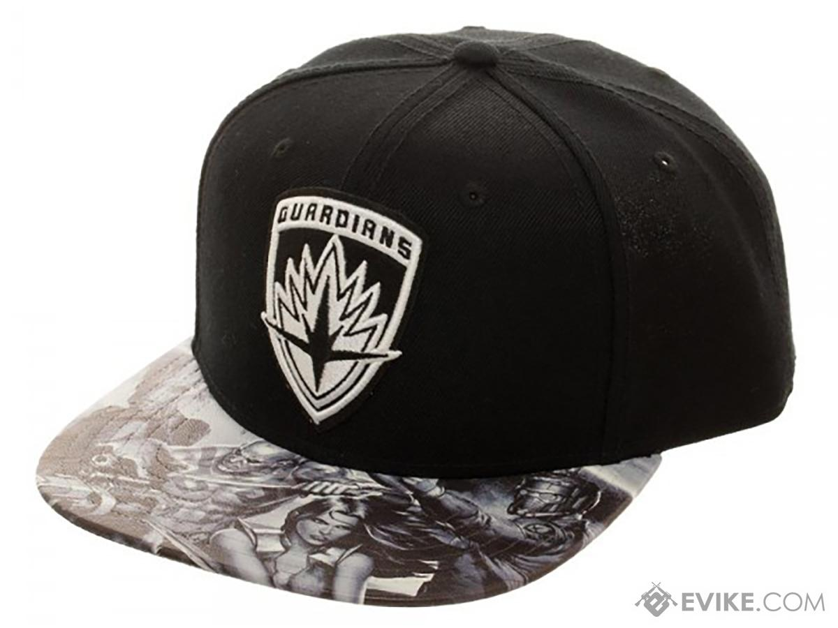 Bioworld Snapback Cap (Style: Guardians of the Galaxy Embroidered Icon / Sublimated Bill)